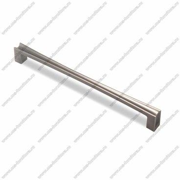 Ручка-скоба 256 мм атласное серебро EL-7080-256 Oi 1