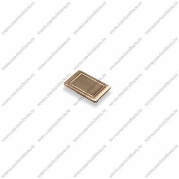 Ручка-кнопка атласная бронза EL-7100-32 MAB 1