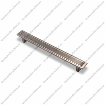 Ручка-скоба 192 мм атласное серебро EL-7100-192 Oi 1