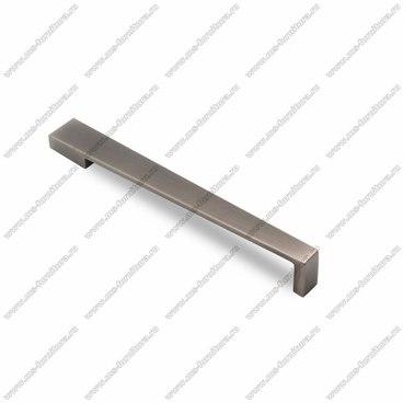 Ручка-скоба 160 мм атласное серебро EL-7110-160 Oi 1