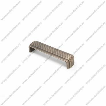 Ручка-скоба 128 мм атласная бронза EL-7120-128 MAB 1