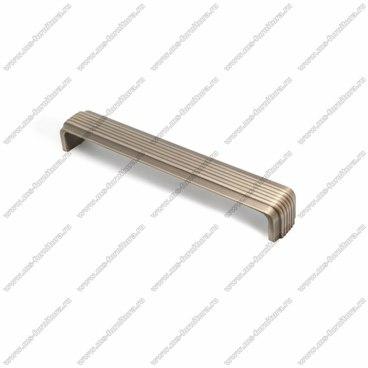 Ручка-скоба 192 мм атласная бронза EL-7120-192 MAB 1