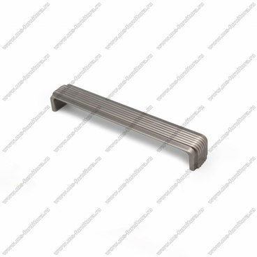 Ручка-скоба 192 мм атласное серебро EL-7120-192 Oi 1