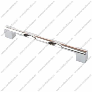 Ручка-скоба 160 мм хром EL-7060-160 1
