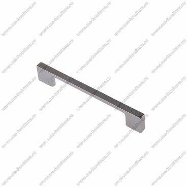 Ручка-рейлинг 128 мм хром R-3030-128 1
