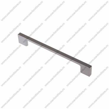 Ручка-рейлинг 160 мм хром R-3030-160 1