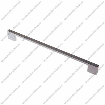 Ручка-рейлинг 224 мм хром R-3030-224 1