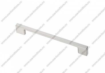 Ручка-рейлинг 160 мм матовый хром R-3030-160 SC 1