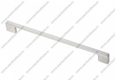 Ручка-рейлинг 224 мм матовый хром R-3030-224 SC 1
