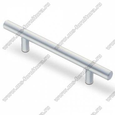 Ручка-рейлинг d10 мм матовый хром R-3010 SC 1