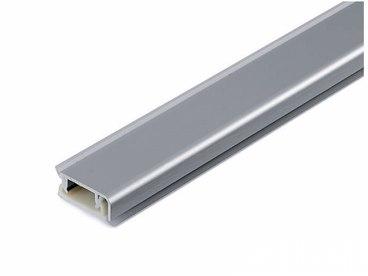 Плинтус прямоугольный алюминиевый 3,05 м 1