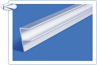 Планка для стеновых панелей угловая (соединительная) 10 мм СКИФ 1
