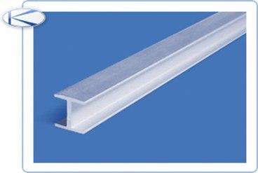 Планка для стеновых панелей щелевая 10 мм СКИФ 1