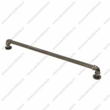Ручка-скоба 320 мм темный никель S-4120-320 BBLN 1