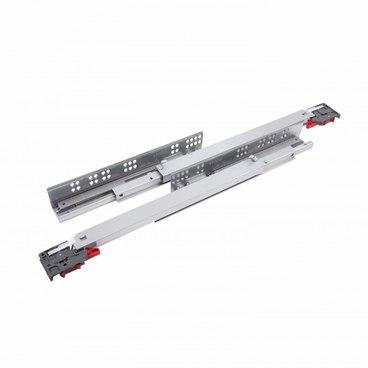 Направляющие скрытого монтажа полное выдвижение 450 B-slide DB8881Zn/450 1