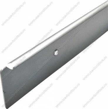 Планка для столешниц 38мм, под 3D-кромку R 2,5 торцевая 1