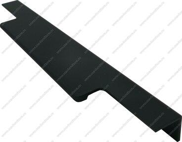 Ручка торцевая 400 мм матовый черный BL-40-04 1