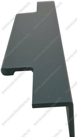 Ручка торцевая 400 мм матовый черный BL-40-04 3