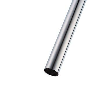 Труба хром d25 мм (1,0) 1