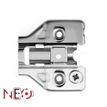 Планка ответная для петель NEO с эксцентриковой регулировкой H5010 1
