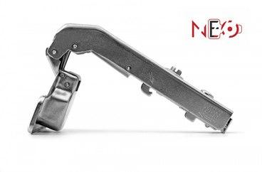 Петля NEO 90 градусов для фальш панели с доводчиком без ответной планки H74202 1