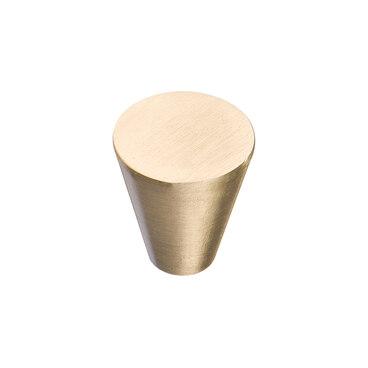 Ручка-кнопка бронза K-1030 BA 1