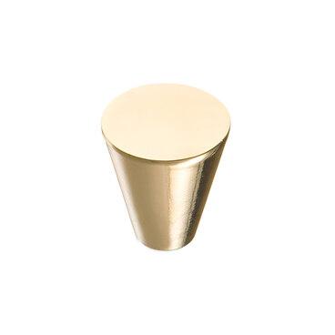 Ручка-кнопка золото K-1030 OT 1