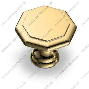 Ручка-кнопка золото K-1080 OT 1
