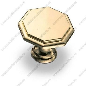 Ручка-кнопка золото K-1090 OT 1