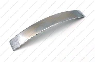 Ручка-скоба 128 мм хром+нержавеющая сталь K800-128-25 2