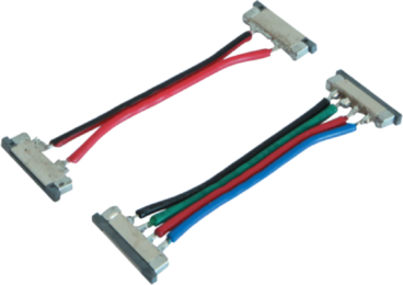 Соединительный провод для соединения диодных лент B2, 8мм, L-20см 1