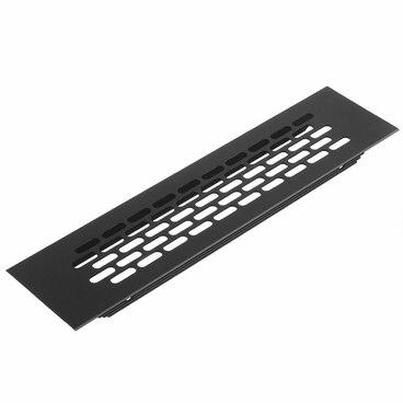 Вентиляционная решетка 60х245 Черная GTV KK-W60245-M2 1
