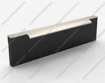Ручка торцевая 500 мм хром KN-50-02 2
