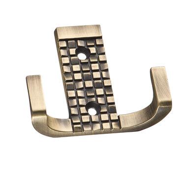 Мебельный крючок бронза KR-0160 BA 1