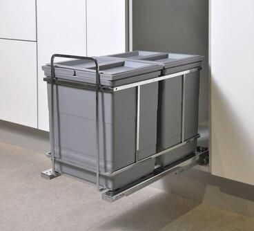 Выдвижная корзина для мусора KR32/2/3/350 BOYARD 1
