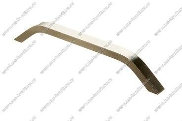 Ручка-скоба 224 мм полированный никель 308-224-000-02 1