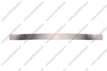 Ручка-скоба 224 мм полированный никель 309-224-v-02 2