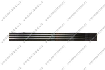 Ручка-скоба 224 мм хром 304-224-000-01 2