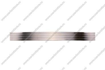 Ручка-скоба 128 мм полированный никель 304-128-000-02 2
