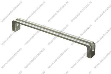 Ручка-скоба 192 мм матовый хром 5625-03 1