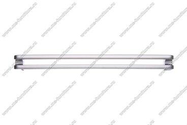 Ручка-скоба 192 мм матовый хром 5625-03 2