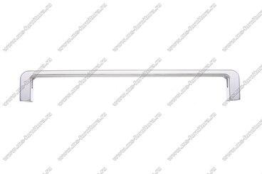 Ручка-скоба 192 мм матовый хром 5625-03 3