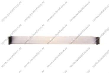 Ручка-скоба 224 мм полированный никель 315-224-000-02 2