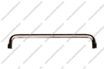 Ручка-скоба 224 мм полированный никель 315-224-000-02 3