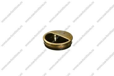 Ручка врезная золото 5408-05 2