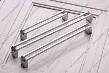 Ручка-скоба 192 мм матовый хром 5625-03 5