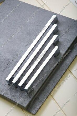 Ручка-скоба 160 мм хром 807-160-V01 5
