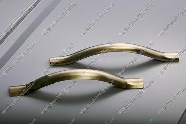 Ручка-скоба 192 мм полированный никель 310-192-v-02 4