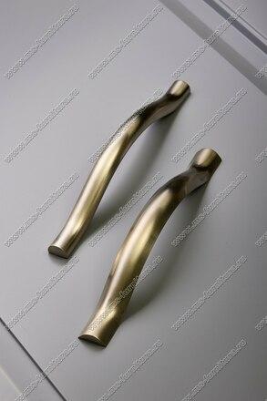 Ручка-скоба 320 мм полированный никель 310-320-v-02 5