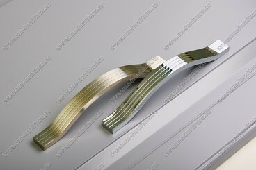 Ручка-скоба 224 мм хром 304-224-000-01 4